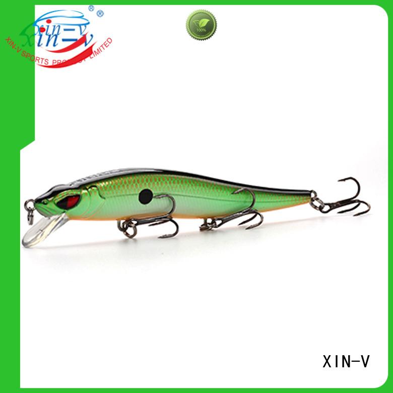 Hot lifelike bass lures jerkbait freshwater XINV Brand