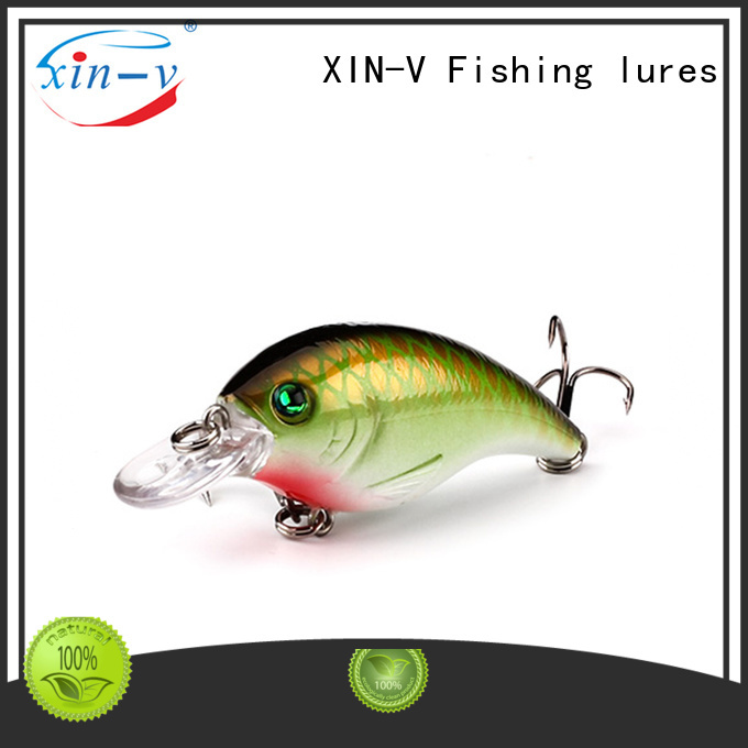 XINV Brand artificial vibration artificail small fishing lures