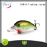 Quality XINV Brand plastic lipless bass lures