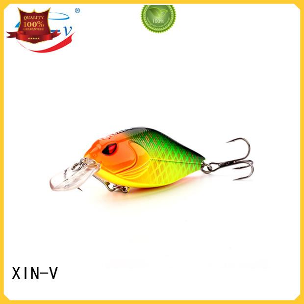 small fishing lures shallow vibration hard Warranty XINV