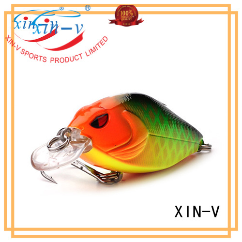 perch sinking cran XINV Brand small fishing lures factory