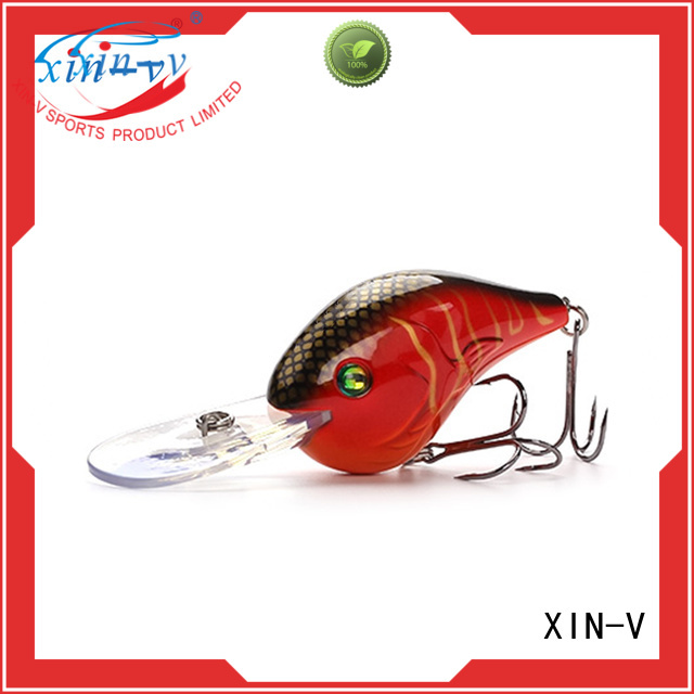 Wholesale freshwater thrill bass lures XINV Brand