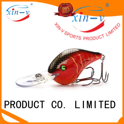 small fishing lures leurre bass bass lures artificail XINV Brand
