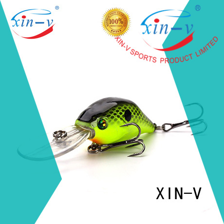 small fishing lures peche vib XINV Brand bass lures