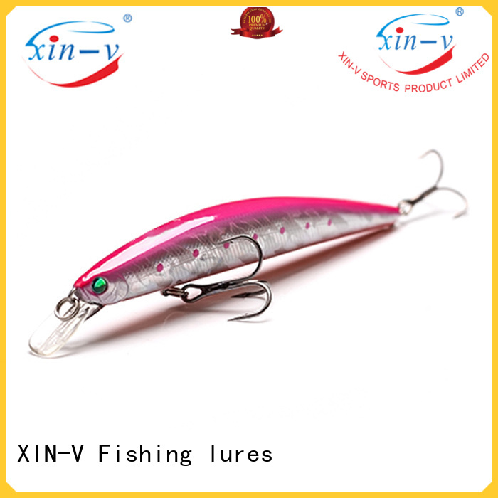 XINV Brand sound shallow custom jerkbait lures