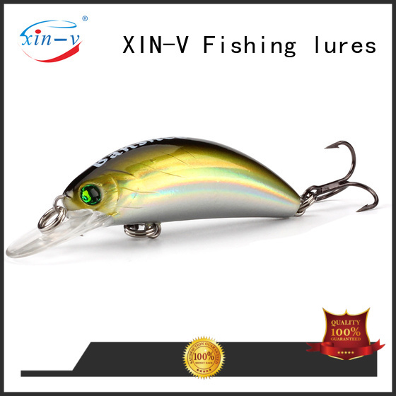 XINV Brand profound shallow wobbler small fishing lures rattle