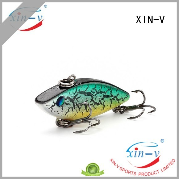 Hot small fishing lures artificial XINV Brand