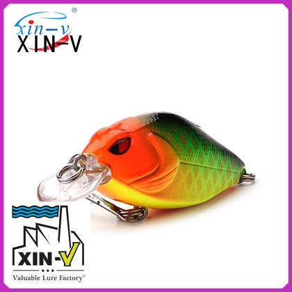 XINV minnow crankbait lure factory for river