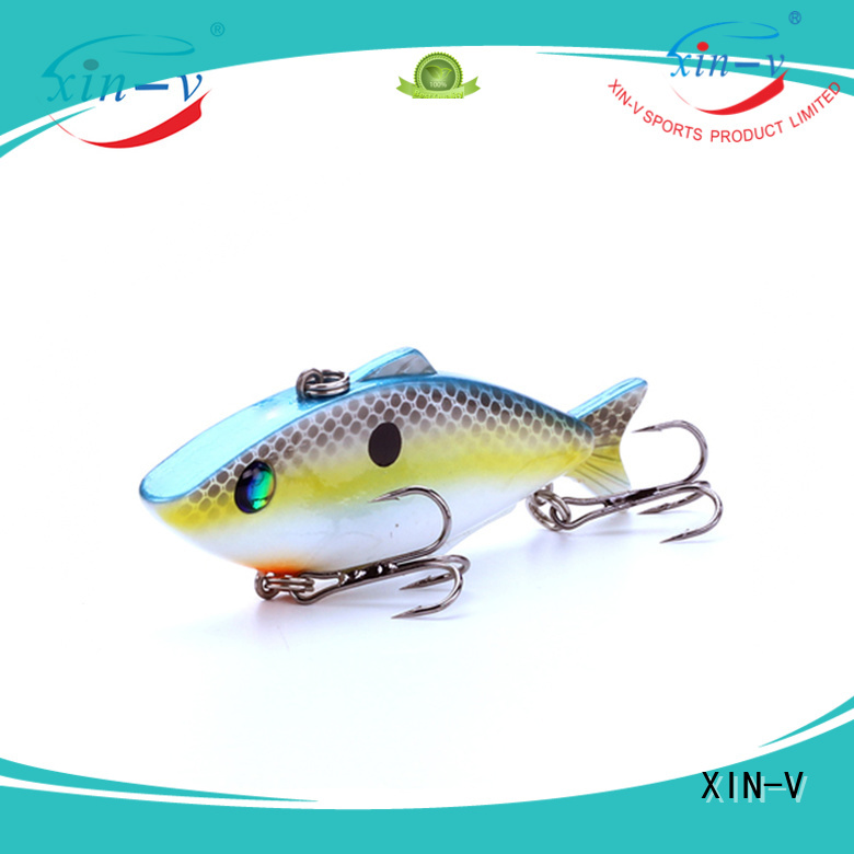 deep vibration bass lures floating XINV company