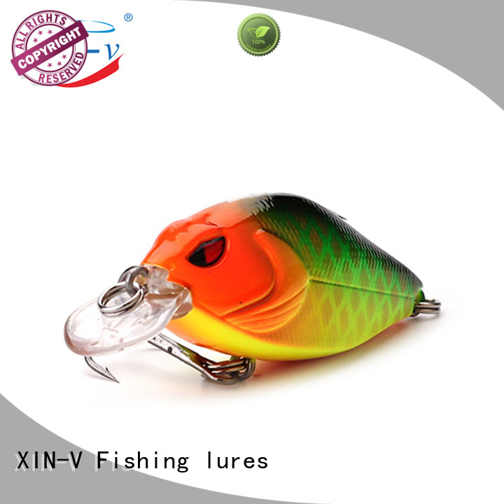 XINV Brand bass mini dying small fishing lures