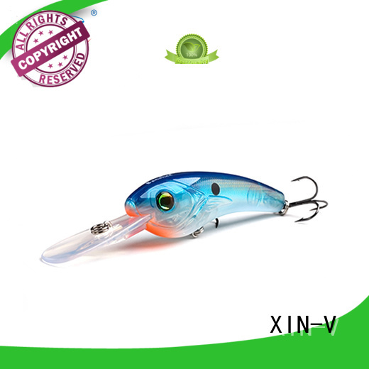 XINV Brand small round blitz small fishing lures