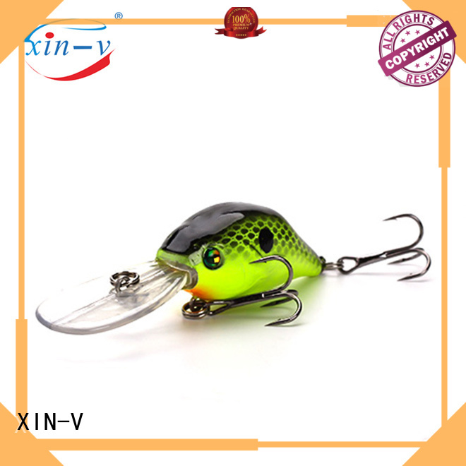 chub thrill bass lures dick XINV company