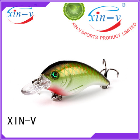 Wholesale plastic bill bass lures XINV Brand