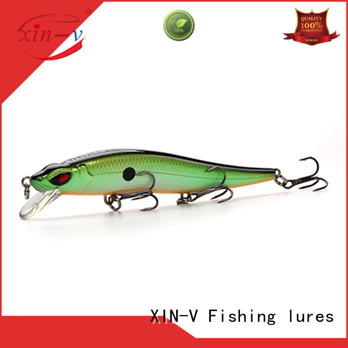colors jr bass lures sound XINV Brand company