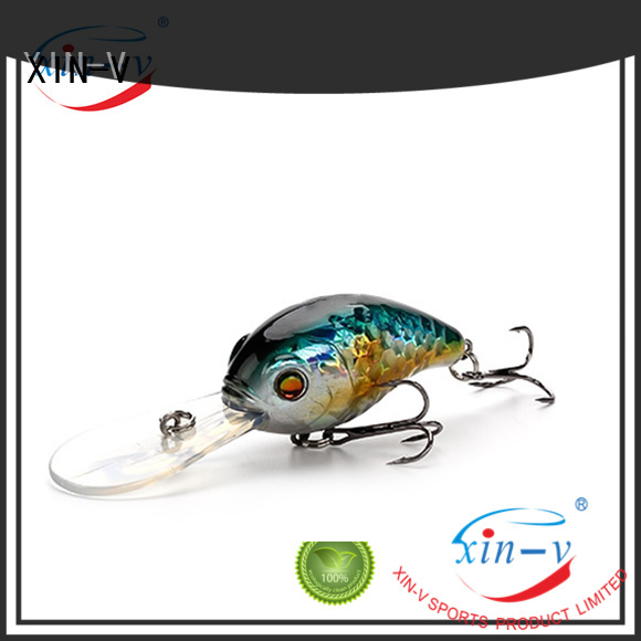 small fishing lures valentines leurre XINV Brand