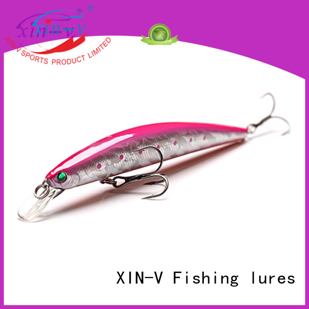 lake Custom fighter bass lures cran XINV