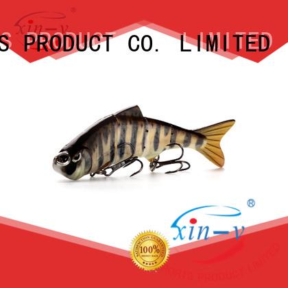 XINV walleye swim bait wholesale for pool