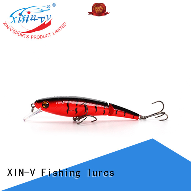 xinv mulit perch jerkbait lures XINV manufacture