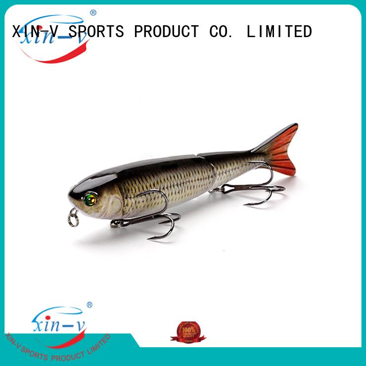 XINV Brand top lure natural custom best swimbaits
