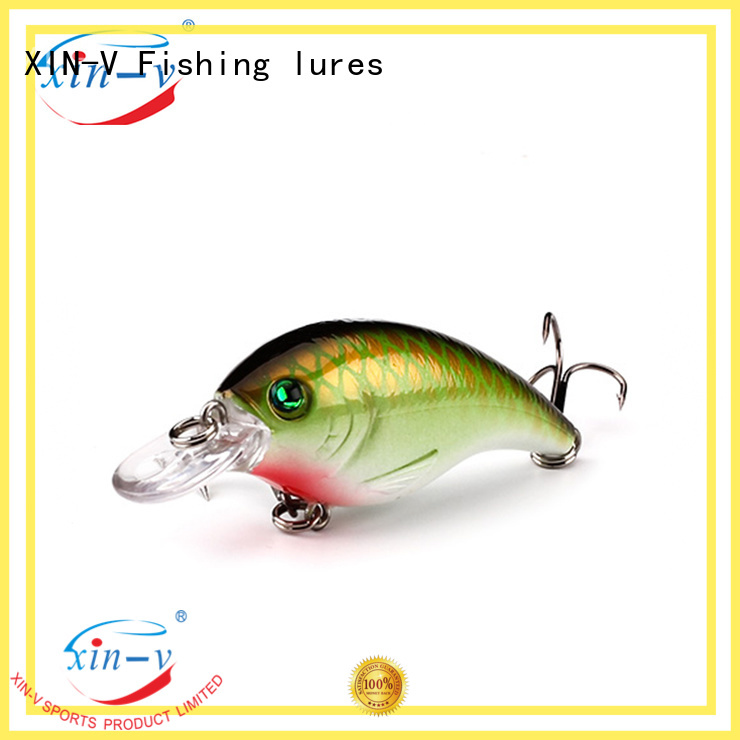 diving small bass lures lures XINV company