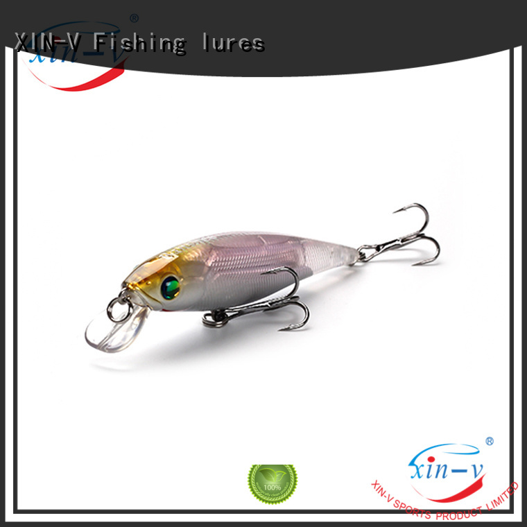 75mm colors jerkbait lures XINV manufacture