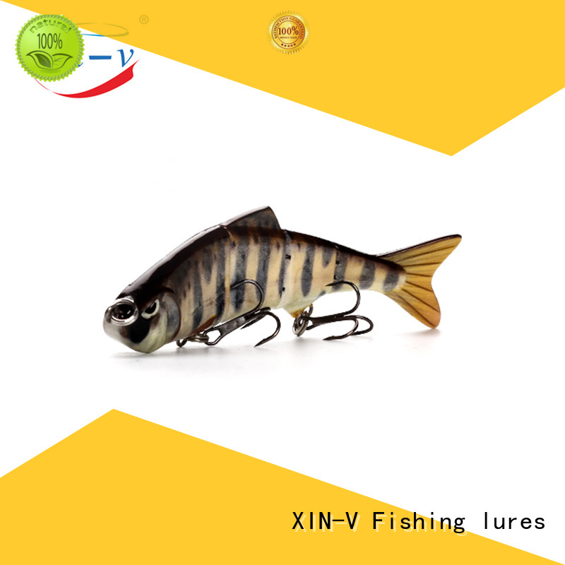 XINV Brand jointed dog best swimbaits floating supplier