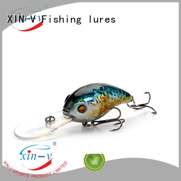 hard vibe small vibs bass lures XINV