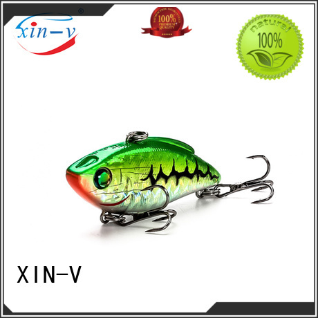 waver vibration thunder OEM bass lures XINV
