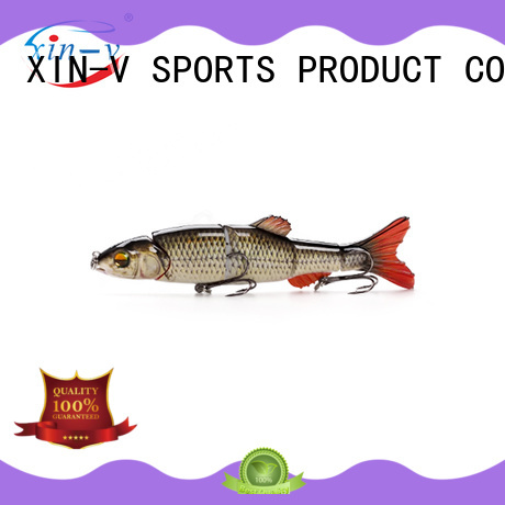 XINV high quality bass jigs manufacturer for pool