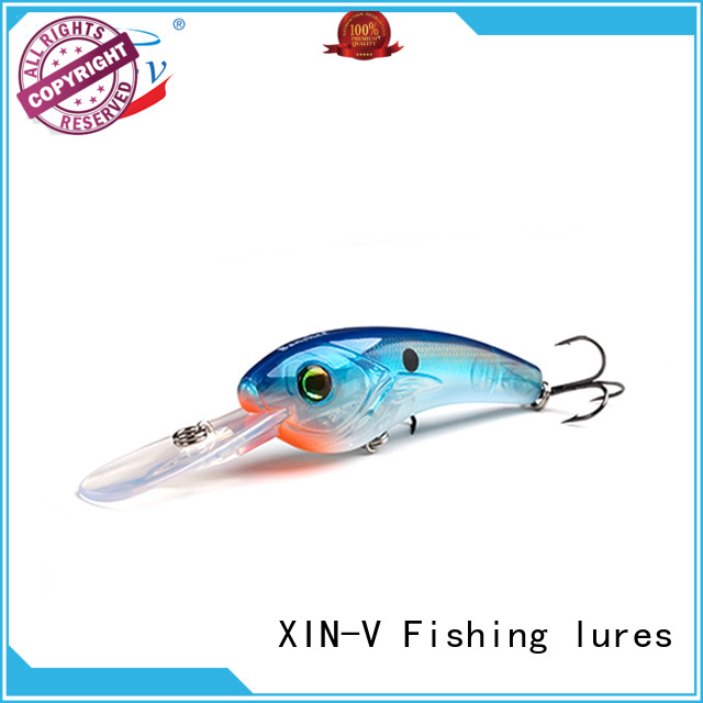 Quality XINV Brand small fishing lures artificail