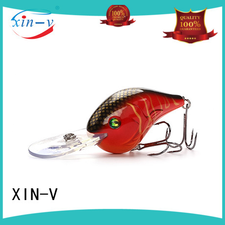 Wholesale gift trout bass lures XINV Brand