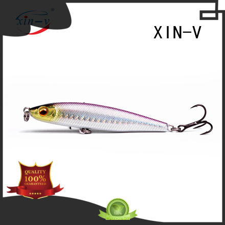 XINV Brand perch trout jerkbait lures jr supplier