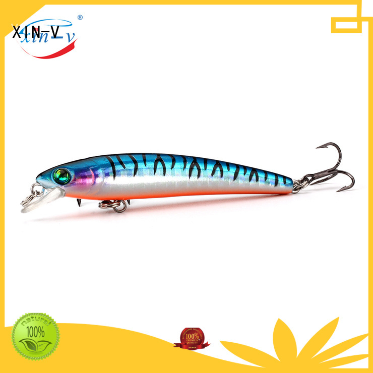 diving muskies floating bass lures XINV Brand company