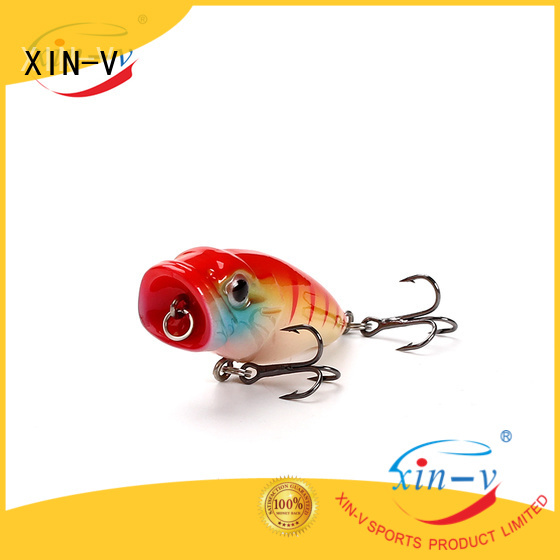 popper bait freshwater mouth bubble XINV Brand