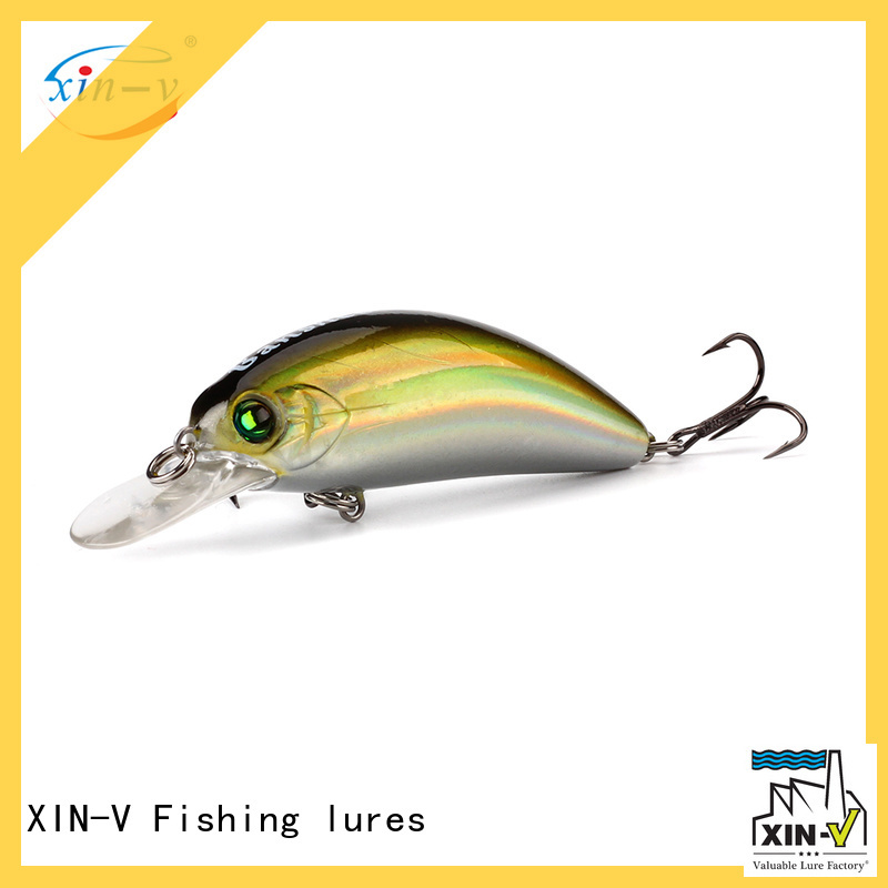 durable crankbait lure round manufacturers for pool
