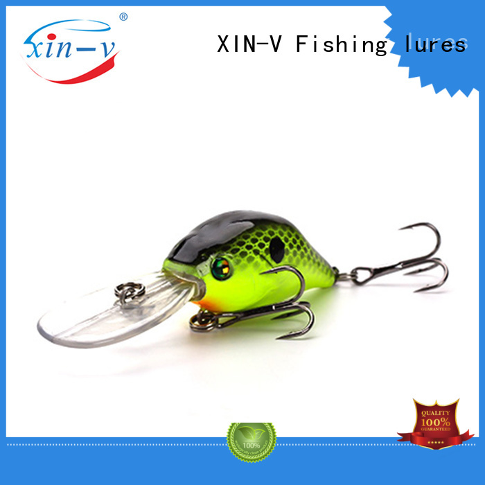 XINV Brand devil deep artificail bass lures manufacture