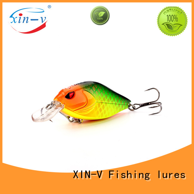 XINV Brand blitz floating lu small fishing lures