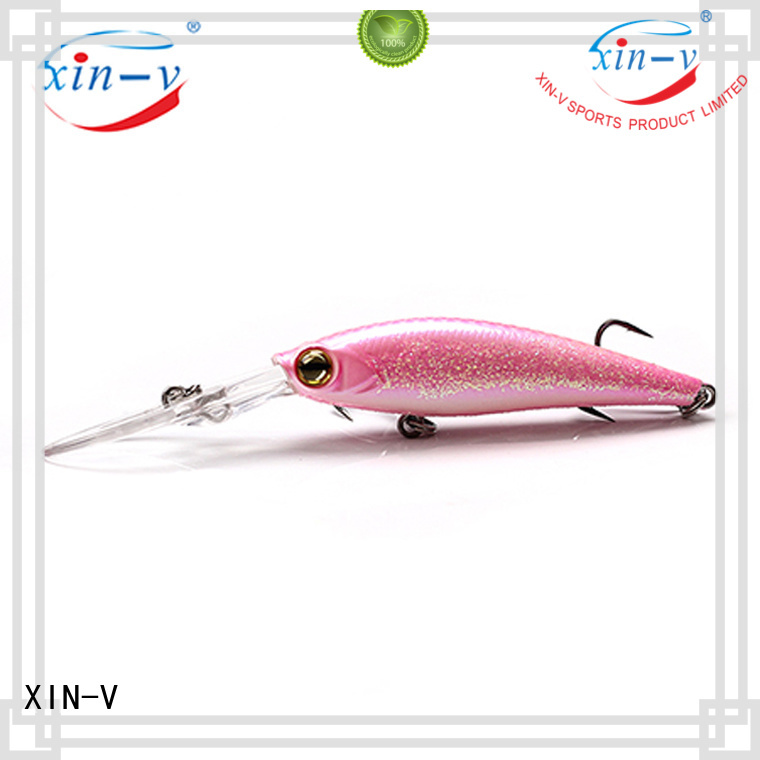 XINV Brand shallow artificial diving bass lures