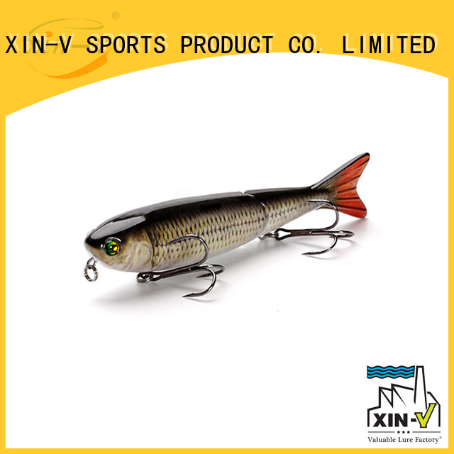XINV walleye fishing tackle suppliers customization for pool