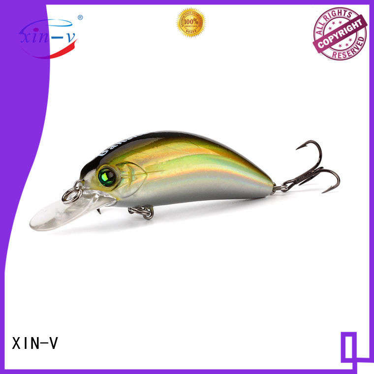 shallow running crankbaits jointed for river XINV