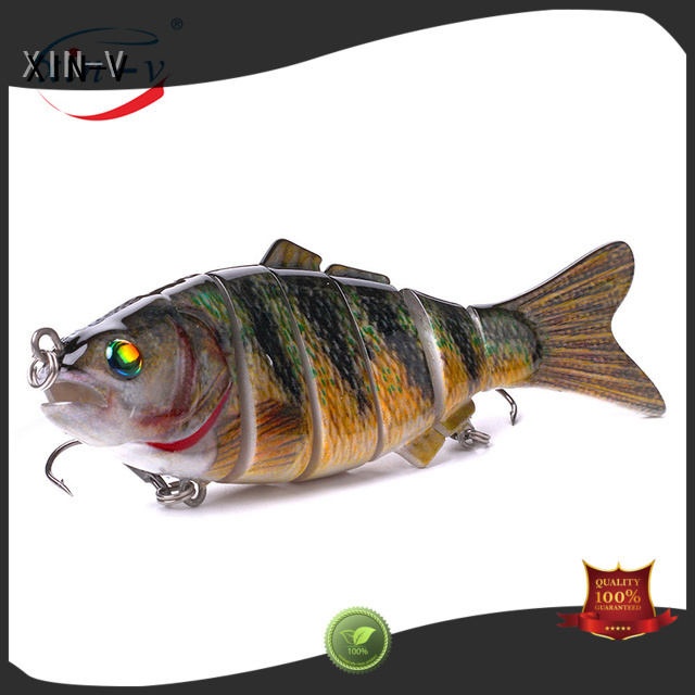 professional bass swimbaits lures supplier for outdoor XINV
