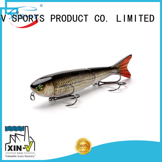 XINV professional saltwater swimbaits penc for pool