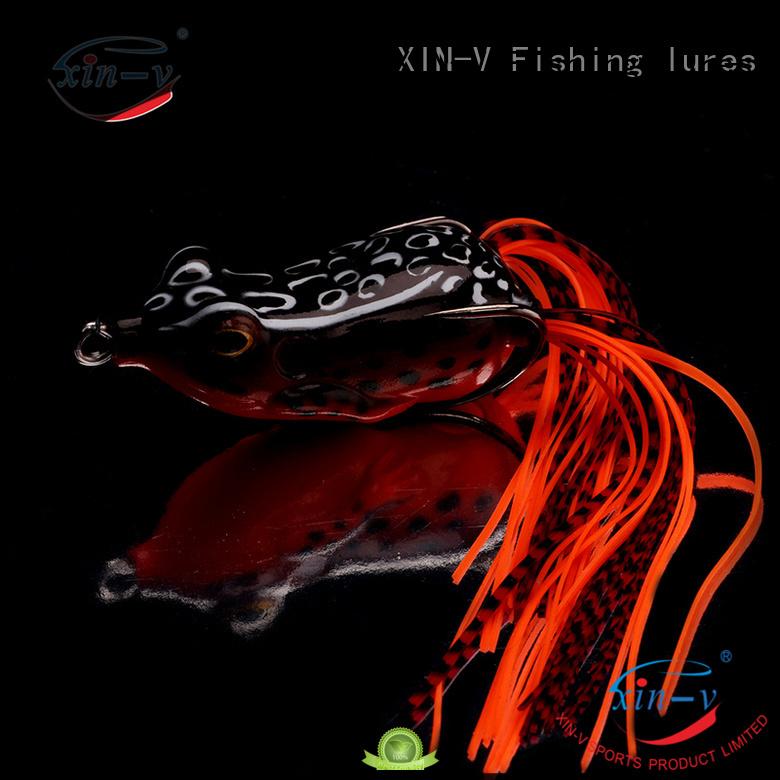 custom soft plastic bait companies free frog eyes Warranty XINV