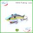 virbrtor Custom valentines bass lures gift XINV