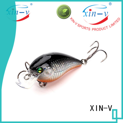 small fishing lures diving bass lures XINV Brand