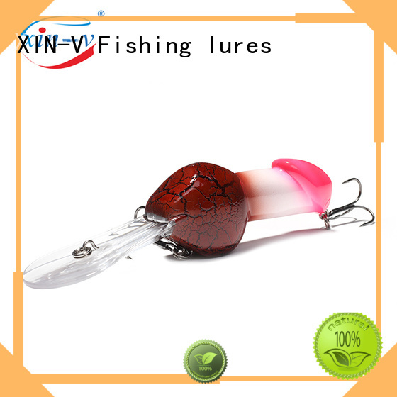 Wholesale virbrtor shallow bass lures XINV Brand