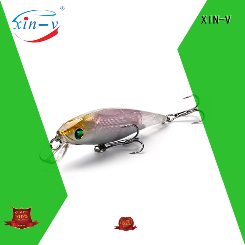 freshwater 75mm tourt bass lures XINV Brand company