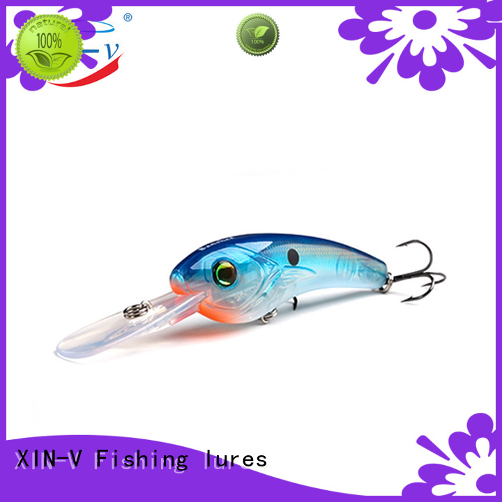 hard leurre small fishing lures vibs XINV company