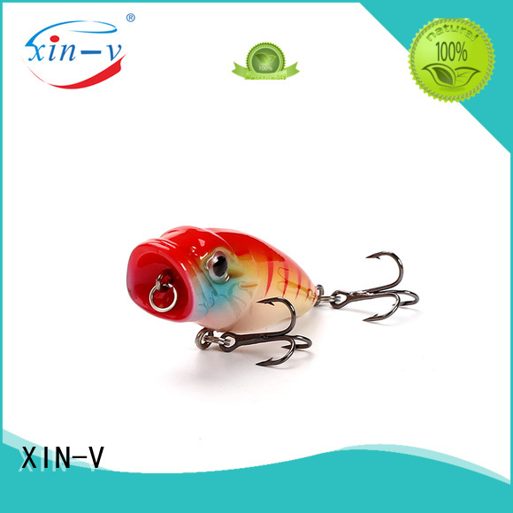 topwater bass rattle popper lures XINV