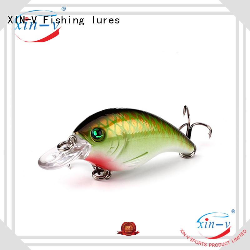 deep plastic wobbler bass lures XINV Brand